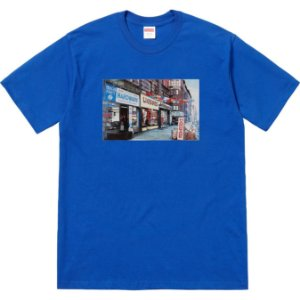 "SUPREME - Camiseta Hardware ""Royal"""