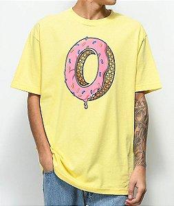 "ODD Future - Camiseta Waffle Cone ""Yellow"""