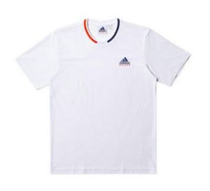 "Palace x Adidas - Camiseta Jacquard On Court ""White"""