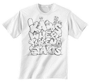"""KAWS - Camiseta Where The End Starts """"White"""""""