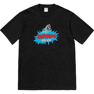 "SUPREME - Camiseta Ganesha ""Black"""
