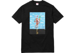 SUPREME - Camiseta Mike Hill Runner
