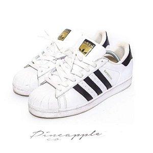 """adidas Superstar """"White/Black"""""""