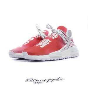 "adidas NMD Human Race x Pharrell China Pack Passion ""Red"""
