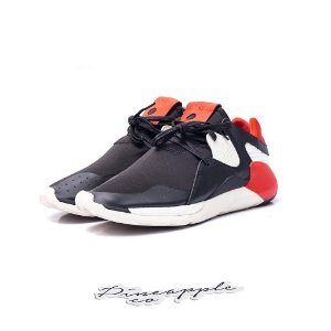 "adidas Y-3 QR Boost ""Black/Red/White"""