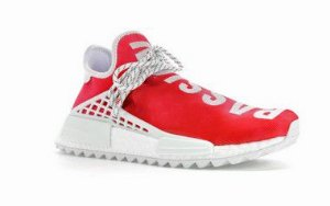 "ENCOMENDA - adidas x Pharrell Human Race NMD China Pack Passion ""Red"""