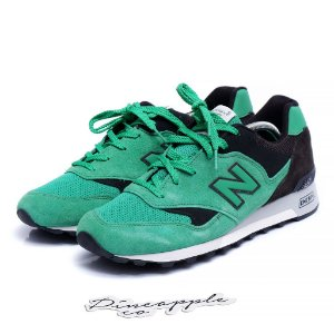 "New Balance M577SGK Made in UK ""Green/Black"""