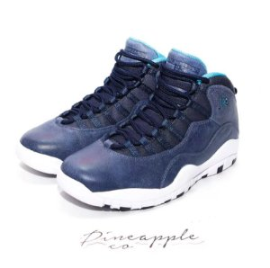 "Nike Air Jordan 10 Retro ""Los Angeles"""