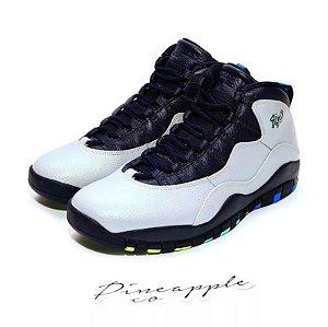 "Nike Air Jordan 10 Retro ""RIO"" -USADO-"