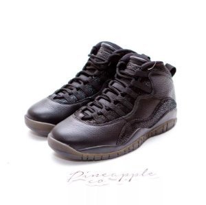 "Nike Air Jordan 10 Retro x OVO ""Black"" -NOVO-"