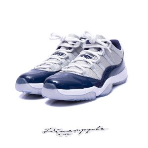 "Nike Air Jordan 11 Retro Low ""Georgetown"""