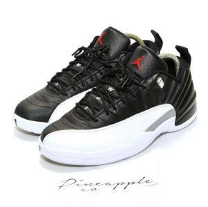 "Nike Air Jordan 12 Retro Low ""Playoffs"""