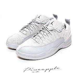 """Nike Air Jordan 12 Retro Low """"Wolf Grey"""""""