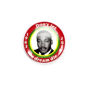 SUPREME - Pin MLK Don't Let The Dream Die