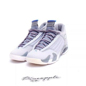 "Nike Air Jordan 14 Retro ""Wolf Grey"""