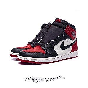 """Nike Air Jordan 1 Retro """"Bred Toe"""""""