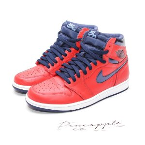 "Nike Air Jordan 1 Retro ""David Letterman"""