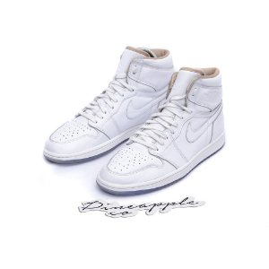 "Nike Air Jordan 1 Retro ""Los Angeles"" -USADO-"
