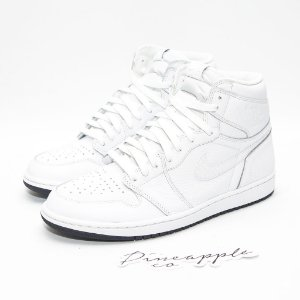 "Nike Air Jordan 1 Retro ""White Perforated"""
