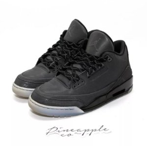 "Nike Air Jordan 3 Retro 5Lab3 ""Black"""