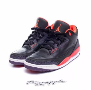 "Nike Air Jordan 3 Retro ""Crimson"" -USADO-"