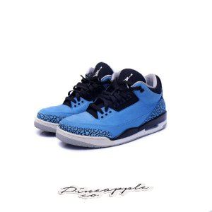 "Nike Air Jordan 3 Retro ""Powder Blue"""