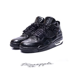 "Nike Air Jordan 4 Retro 11Lab4 ""Black"" -USADO-"