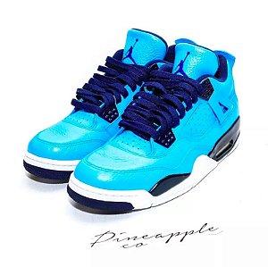 "Nike Air Jordan 4 Retro Custom ""Pantone"""
