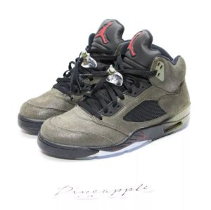 "NIKE - Air Jordan 5 Retro ""Fear Pack"" -USADO-"