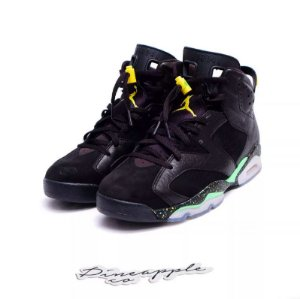 "Nike Air Jordan 6 Retro ""Brazil World Cup"" -USADO-"