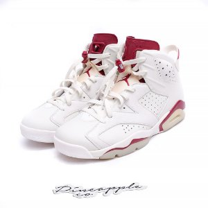 "Nike Air Jordan 6 Retro ""Maroon"""