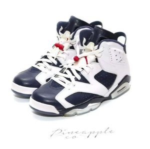 "Nike Air Jordan 6 Retro ""Olympic"""