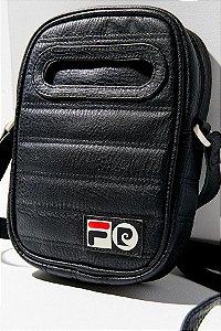 """ENCOMENDA - FILA x Pierre Cardin - Bolsa Shoulder Logo """"Black"""""""