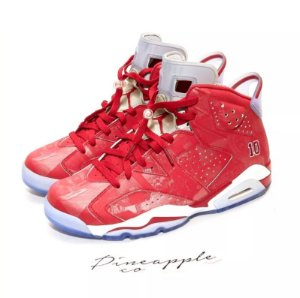 "Nike Air Jordan 6 Retro ""Slam Dunk"""
