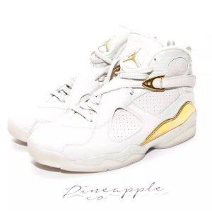 "Nike Air Jordan 8 Retro C&C Pack ""Champagne"""