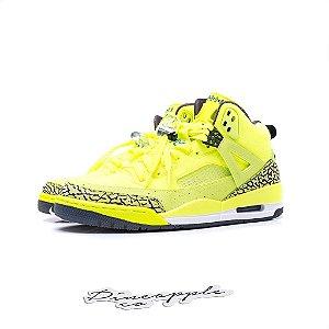 "Nike Air Jordan Spizike BHM ""Volt"""