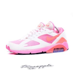 "Nike Air Max 180 x Comme des Garcons ""White"""