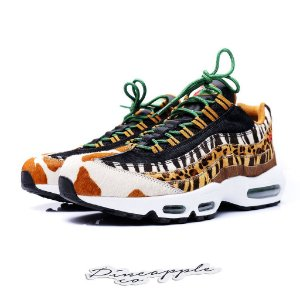 "Nike Air Max 95 x Atmos ""Animal Pack 2.0"""