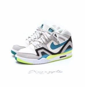 "Nike Air Tech Challenge II ""Turbo Green"""