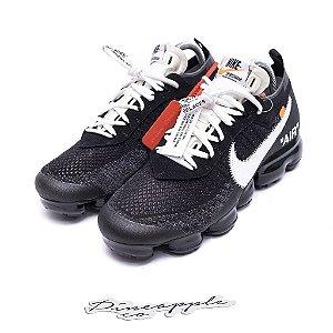 "Nike Air VaporMax x OFF-WHITE ""Black/White"""