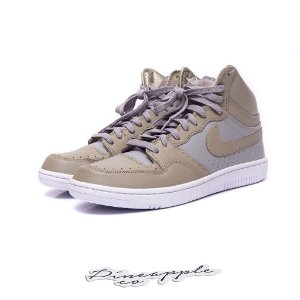 "Nike Court Force Hi x UNDERCOVER ""Tan/Grey"""