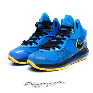 """Nike LeBron 8 V/2 """"Entourage"""""""