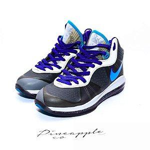 "Nike LeBron 8 V/2 ""Summit Lake Hornets"""