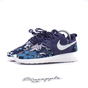 "Nike Roshe Run Aloha Pack ""Blue"""