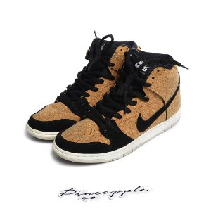"NIKE - SB Dunk High ""Cork"" -USADO-"