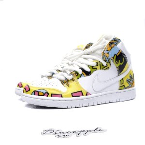 "Nike SB Dunk High ""De La Soul"""