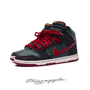"Nike SB Dunk High x RESN ""Gucci"""
