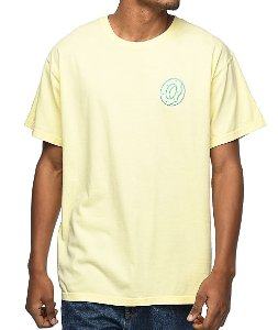 "ODD Future - Camiseta Donut Embroidered ""Yellow"""