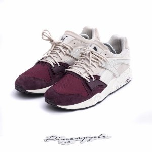 "Puma Blaze of Glory Winter Tech ""Vapor Grey/Wine"""