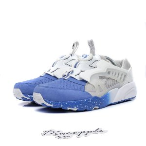 "Puma Disc Blaze x Ronnie Fieg x Colette ""White/Royal Blue"""